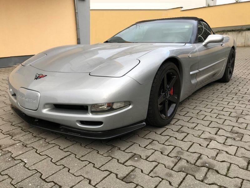 verkauft corvette c5 cabrio autom gebraucht 1997 km in wiesbaden. Black Bedroom Furniture Sets. Home Design Ideas