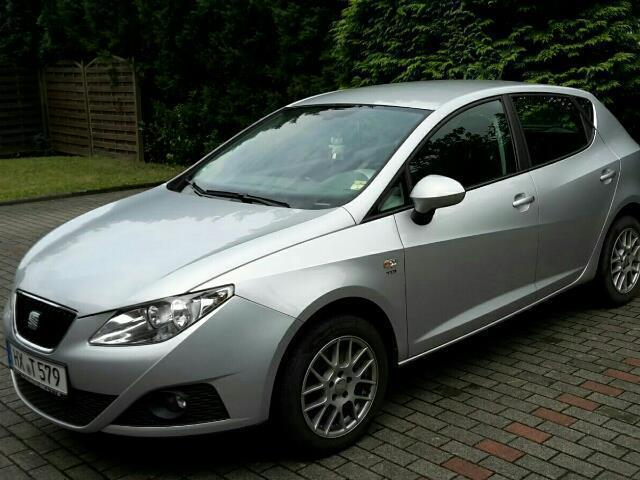 verkauft seat ibiza 1 6 tdi cr style gebraucht 2011 km in steinhagen. Black Bedroom Furniture Sets. Home Design Ideas