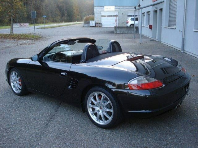 gebraucht porsche boxster s 2003 km in frankfurt. Black Bedroom Furniture Sets. Home Design Ideas