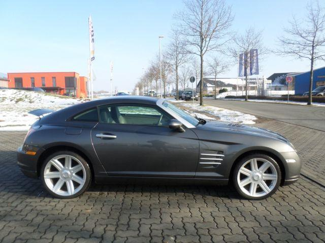 verkauft chrysler crossfire 3 2 v6 sil gebraucht 2005 km in schleswig. Black Bedroom Furniture Sets. Home Design Ideas