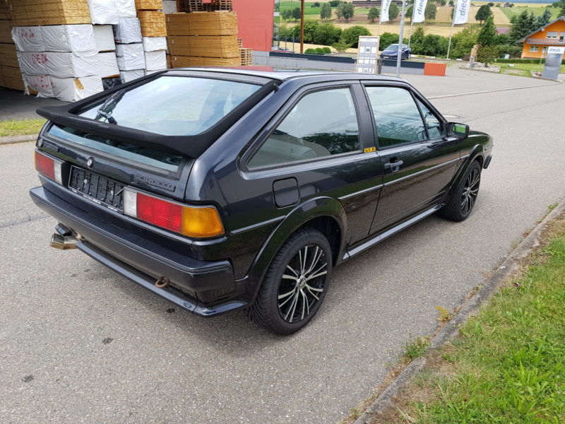 verkauft vw scirocco gt ii gebraucht 1989 km in haiterbach. Black Bedroom Furniture Sets. Home Design Ideas