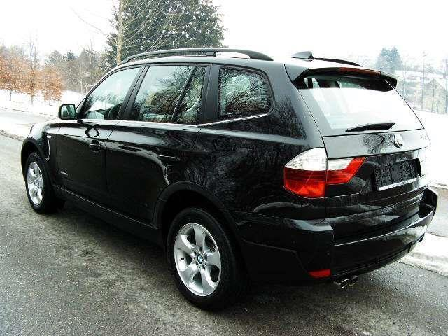verkauft bmw x3 aut gebraucht 2005 km in mainz. Black Bedroom Furniture Sets. Home Design Ideas