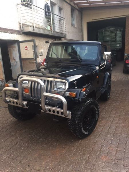 gebraucht jeep wrangler 1993 km in k llerbach autouncle. Black Bedroom Furniture Sets. Home Design Ideas