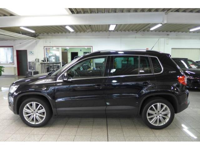 verkauft vw tiguan 2 0tdi team 4motion gebraucht 2011. Black Bedroom Furniture Sets. Home Design Ideas