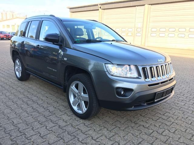 ▷ spare € 2.400: jeep compass 2.1 diesel 163 ps (2012) | düren