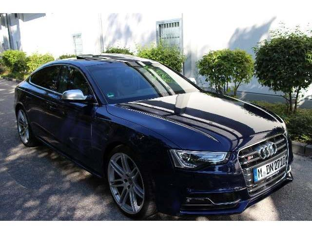 verkauft audi s5 sportback s tronic ga gebraucht 2012 km in m nchen. Black Bedroom Furniture Sets. Home Design Ideas
