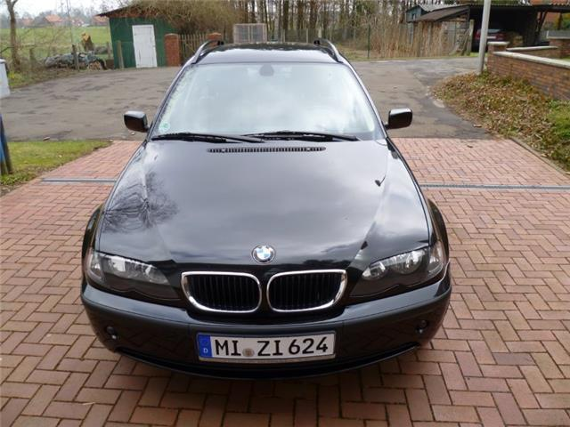 gebraucht i touring bmw 318 2005 km in petershagen. Black Bedroom Furniture Sets. Home Design Ideas