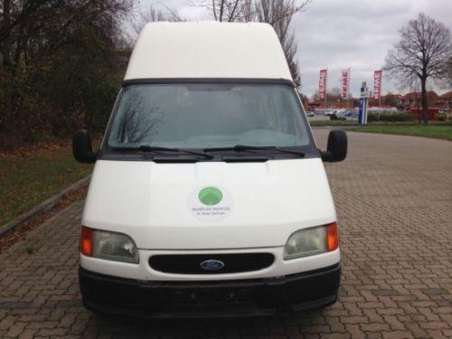 Verkauft ford transit 9 sitzer klimaan gebraucht 1997 - Rampe bauen fur rollstuhl ...