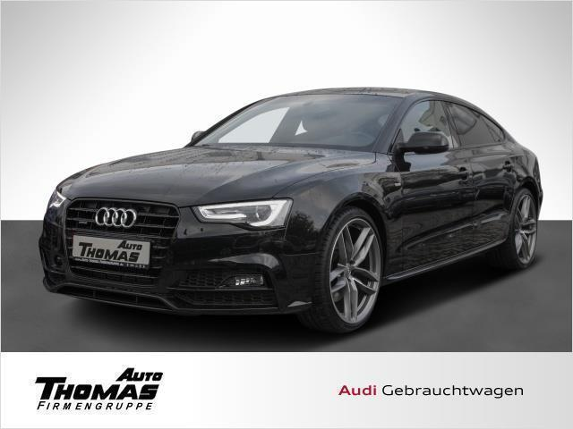 verkauft audi a5 sportback s line tdi gebraucht 2016 km in bonn. Black Bedroom Furniture Sets. Home Design Ideas