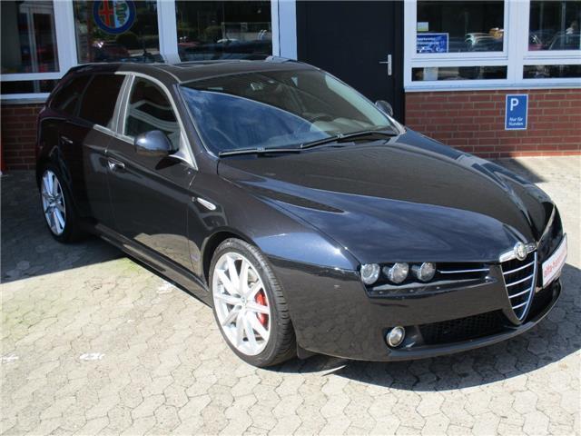 verkauft alfa romeo 159 sportwagon 2 4 gebraucht 2009 km in reichshof wildber. Black Bedroom Furniture Sets. Home Design Ideas
