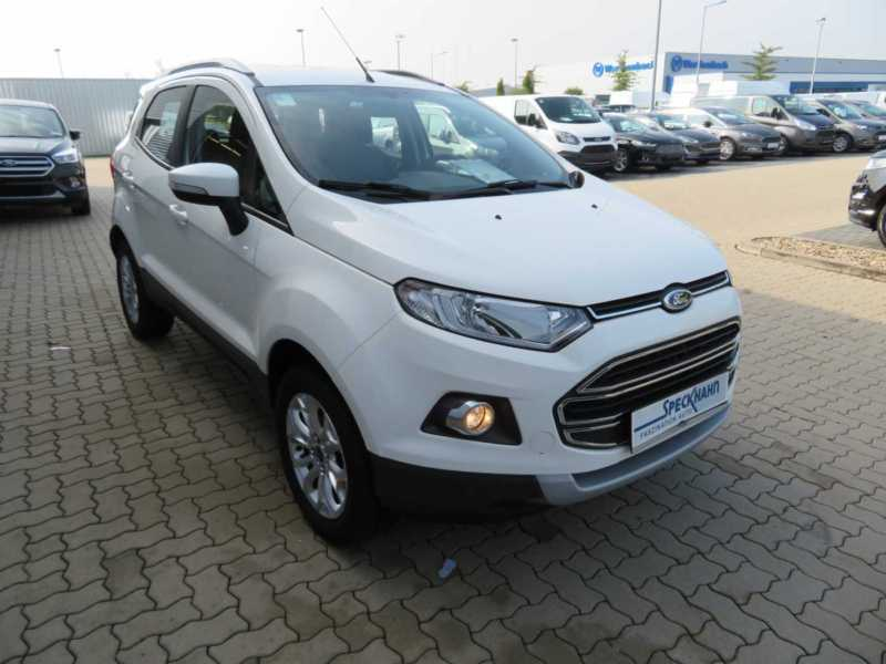 gebraucht 1 5 ti vct titanium ford ecosport 2014 km in ribnitz damgarten. Black Bedroom Furniture Sets. Home Design Ideas