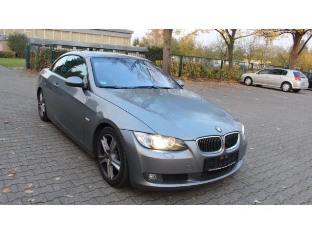 verkauft bmw 330 cabriolet gebraucht 2007 km in kassel. Black Bedroom Furniture Sets. Home Design Ideas
