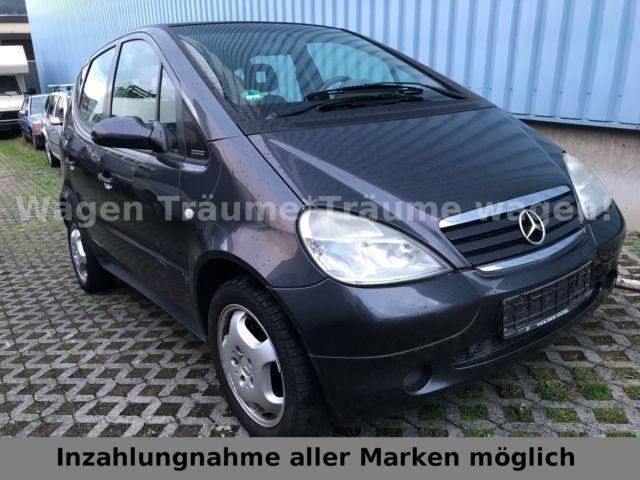 verkauft mercedes a160 a klasse gebraucht 2000 km in fellbach. Black Bedroom Furniture Sets. Home Design Ideas