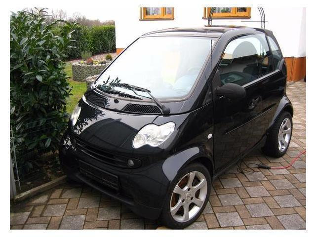 verkauft smart fortwo coup gebraucht 2002 km. Black Bedroom Furniture Sets. Home Design Ideas