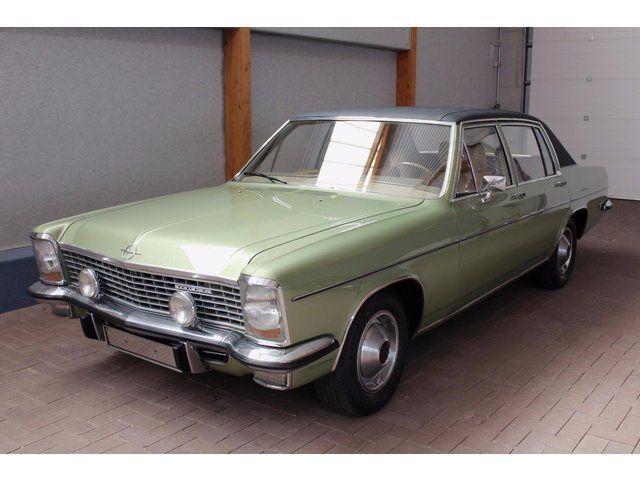 diplomat gebrauchte opel diplomat kaufen 25 g nstige autos zum verkauf. Black Bedroom Furniture Sets. Home Design Ideas
