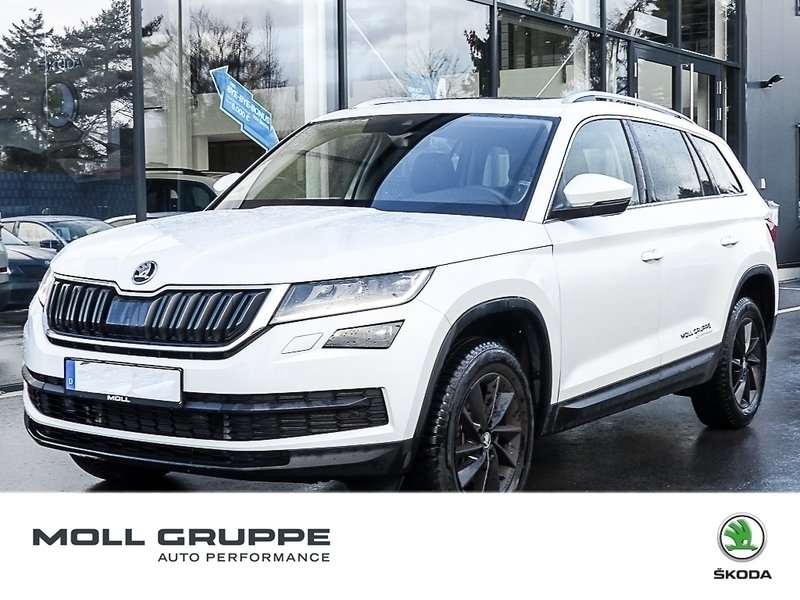 verkauft skoda kodiaq style 2 0 tdi ds gebraucht 2017 km in d sseldorf. Black Bedroom Furniture Sets. Home Design Ideas