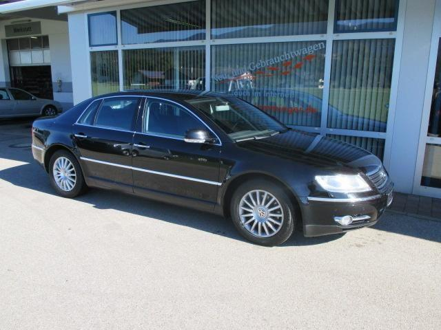 verkauft vw phaeton gebraucht 2008 km in teisendorf. Black Bedroom Furniture Sets. Home Design Ideas