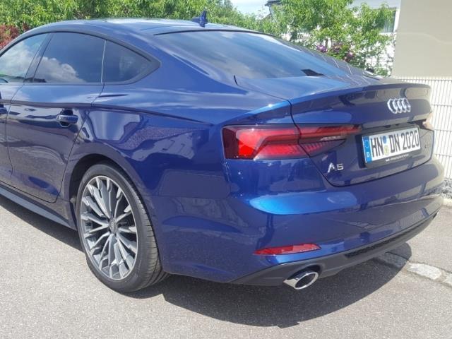 Verkauft Audi A5 Sportback 2 0 Tfsi Qu Gebraucht 2017 6 100 Km In