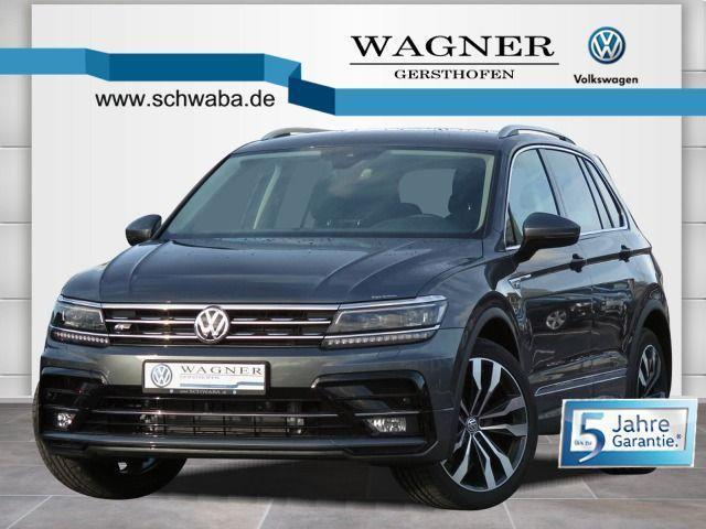 verkauft vw tiguan highline 4motion 2 gebraucht 2017 4. Black Bedroom Furniture Sets. Home Design Ideas