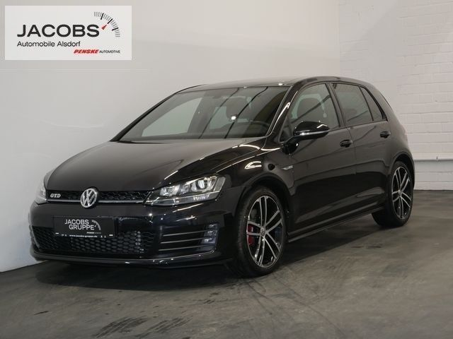 verkauft vw golf vii gtd 2 0 tdi bmt e gebraucht 2017. Black Bedroom Furniture Sets. Home Design Ideas
