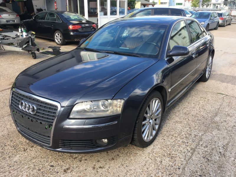verkauft audi a8 3 0 tdi quattro gebraucht 2006 km in maintal. Black Bedroom Furniture Sets. Home Design Ideas