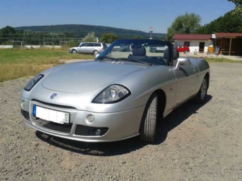 verkauft fiat barchetta 1 8 16v sonder gebraucht 2003 km in tegernsee. Black Bedroom Furniture Sets. Home Design Ideas