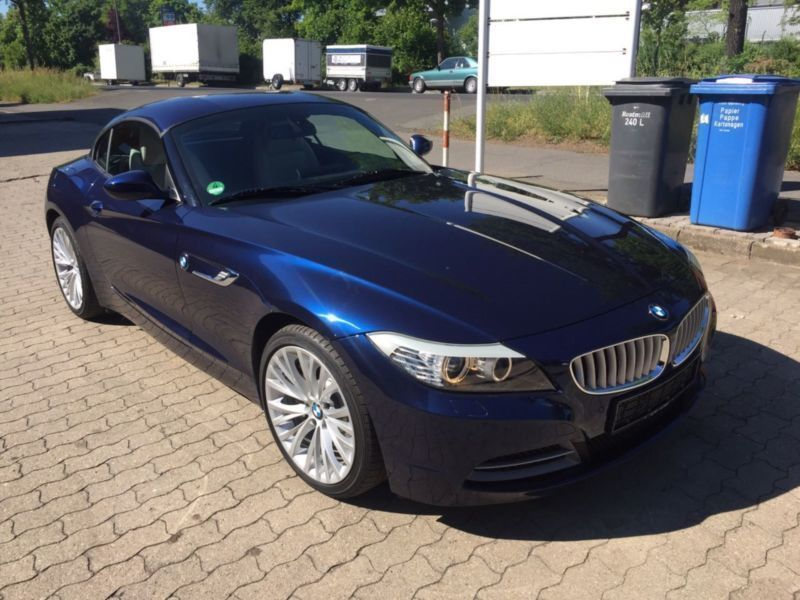 verkauft bmw z4 sdrive35i aut gebraucht 2009 km in nienburg. Black Bedroom Furniture Sets. Home Design Ideas