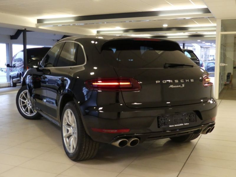 verkauft porsche macan s diesel pdk gebraucht 2016 km in bebra. Black Bedroom Furniture Sets. Home Design Ideas