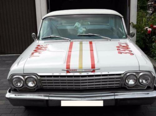 verkauft chevrolet impala gebraucht 1962 km in memmingen. Black Bedroom Furniture Sets. Home Design Ideas