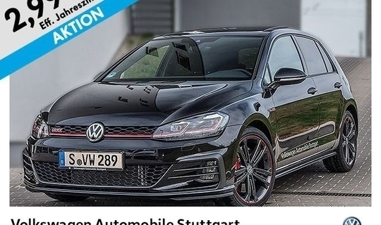 verkauft vw golf vii gti performance 2 gebraucht 2018 7. Black Bedroom Furniture Sets. Home Design Ideas