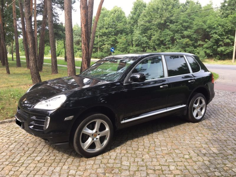 verkauft porsche cayenne diesel gebraucht 2009 km. Black Bedroom Furniture Sets. Home Design Ideas