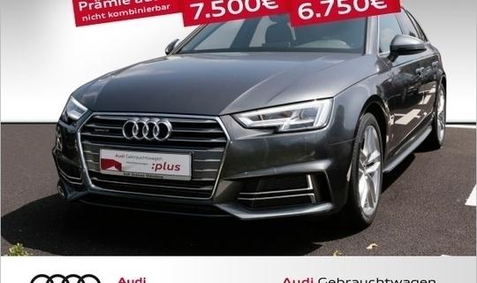 Verkauft Audi A4 Avant 30 Tdi Quattro Gebraucht 2017 27550 Km