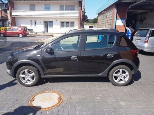 verkauft dacia sandero stepway tce 90 gebraucht 2014 km in trudering riem. Black Bedroom Furniture Sets. Home Design Ideas
