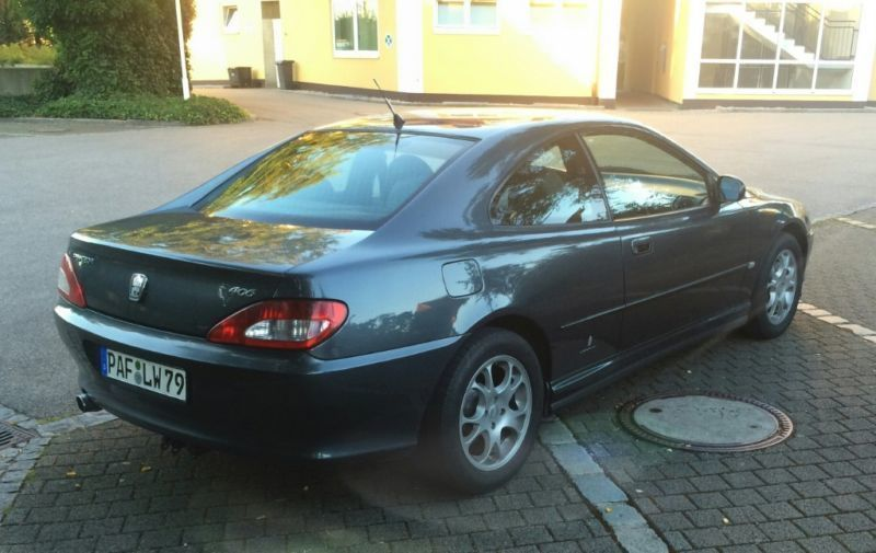 verkauft peugeot 406 coupe hdi platinum gebraucht 2002 km in pfaffenhofen. Black Bedroom Furniture Sets. Home Design Ideas