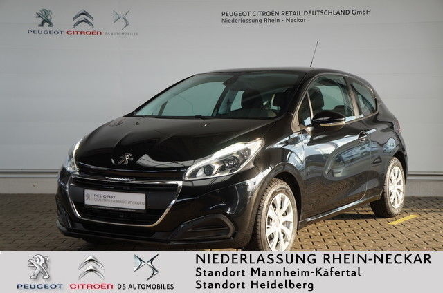 verkauft peugeot 208 active puretech 8 gebraucht 2016 km in heidelberg. Black Bedroom Furniture Sets. Home Design Ideas