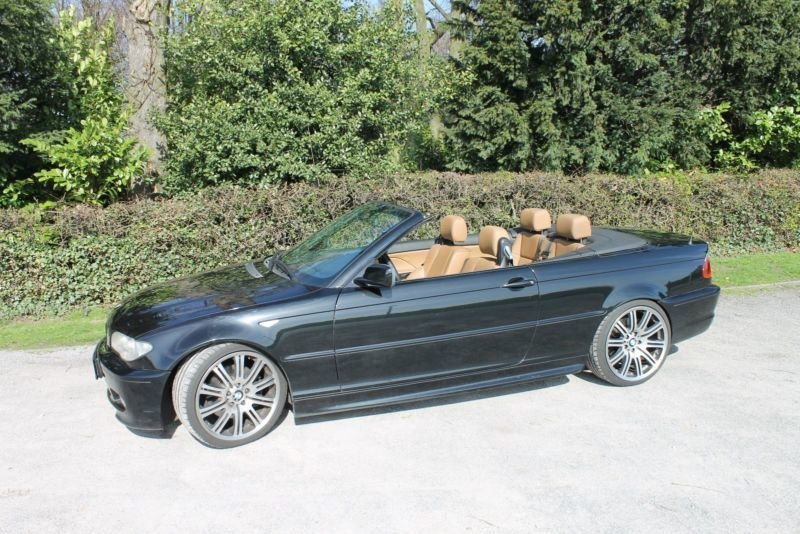 verkauft bmw 330 cabriolet gebraucht 2005 km in. Black Bedroom Furniture Sets. Home Design Ideas