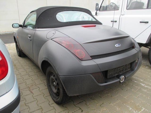 verkauft ford streetka cabrio 8v gebraucht 2005. Black Bedroom Furniture Sets. Home Design Ideas
