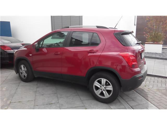verkauft chevrolet trax 1 4t 4x4 ls 1 gebraucht 2014 km in berlin. Black Bedroom Furniture Sets. Home Design Ideas