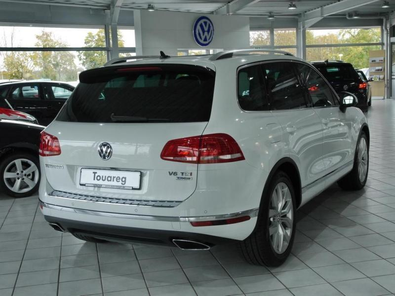 verkauft vw touareg 3 0 v6 tdi scr are gebraucht 2015 km in rheine. Black Bedroom Furniture Sets. Home Design Ideas