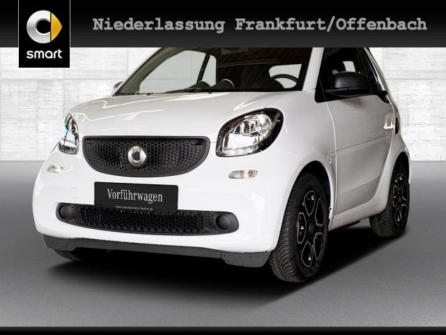 verkauft smart fortwo cabrio 52kw dct gebraucht 2019 km in frankfurt. Black Bedroom Furniture Sets. Home Design Ideas