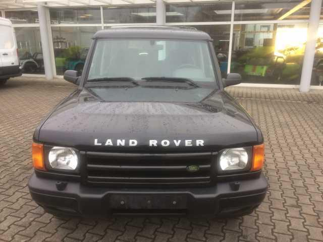 verkauft land rover discovery 2 td5 gebraucht 2000 136. Black Bedroom Furniture Sets. Home Design Ideas