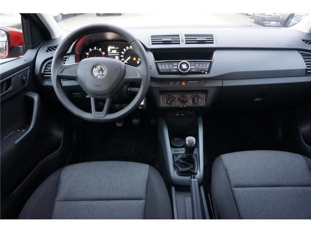 verkauft skoda fabia 1 0 75ps kombi ac gebraucht 2015 10 km in obermichelbach. Black Bedroom Furniture Sets. Home Design Ideas