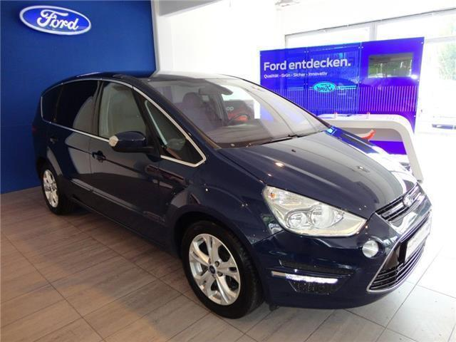 verkauft ford s max 1 6 ecoboost titan gebraucht 2013 km in alfeld. Black Bedroom Furniture Sets. Home Design Ideas