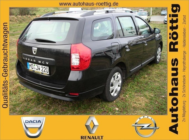 verkauft dacia logan 1 5 dci ecomode m gebraucht 2015 km in holleben bei hall. Black Bedroom Furniture Sets. Home Design Ideas