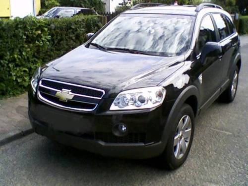 verkauft chevrolet captiva 2 4 2wd 7 s gebraucht 2009. Black Bedroom Furniture Sets. Home Design Ideas