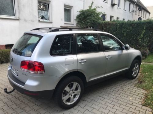 verkauft vw touareg 3 0 v6 tdi dpf aut gebraucht 2006 km in solingen. Black Bedroom Furniture Sets. Home Design Ideas