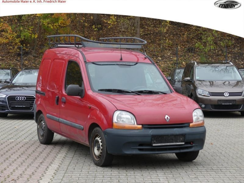 verkauft renault kangoo rapid 1 9 dti gebraucht 2001 km in bebra. Black Bedroom Furniture Sets. Home Design Ideas