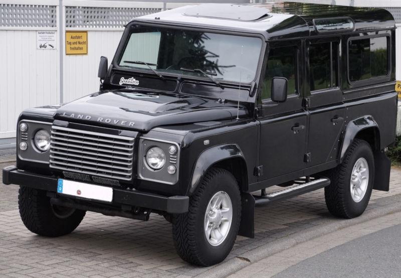 verkauft land rover defender 110 dpf s gebraucht 2013 km in osnabr ck. Black Bedroom Furniture Sets. Home Design Ideas