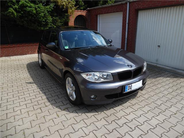 verkauft bmw 120 1er 5 t rig schec gebraucht 2004 km in dortmund. Black Bedroom Furniture Sets. Home Design Ideas