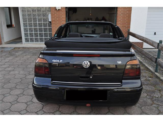 verkauft vw golf cabriolet cabrio 1 6 gebraucht 1998 216. Black Bedroom Furniture Sets. Home Design Ideas